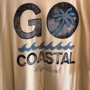 Life Is Good Shirts - Life Is Good Men's XL T-Shirt